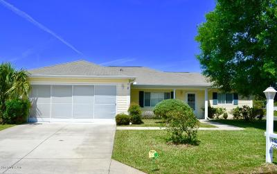 Lake County, Marion County Single Family Home For Sale: 11627 SW 137th Loop