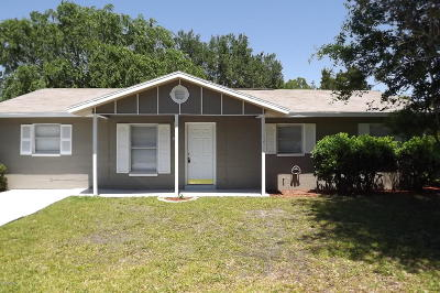 Citrus County Single Family Home For Sale: 915 NE 2nd Street