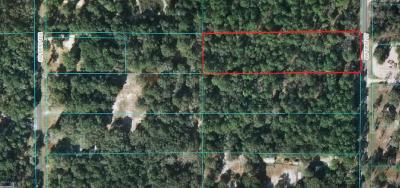 Lake Tropicana Ranchettes Residential Lots & Land For Sale: SW 181 Court