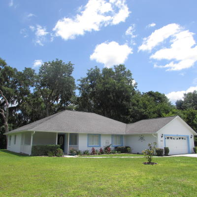 Ocala Single Family Home For Sale: 7583 SW 102nd Loop