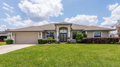Ocala Single Family Home For Sale: 5584 SW 82nd Place