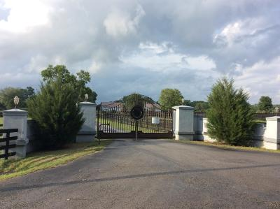 Ocala Farm For Sale: 5571 NW 100th Street