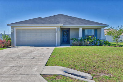 Ocala Single Family Home For Sale: 4986 SW 99th Place