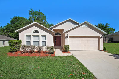 Ocala Single Family Home For Sale: 5688 SW 117th Lane Road