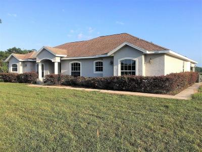 Single Family Home For Sale: 16421 W Hwy 326