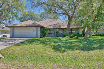 Ocala Single Family Home For Sale: 5466 SW 85th Street