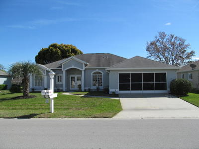 Ocala Palms Single Family Home For Sale: 5430 NW 25th Loop