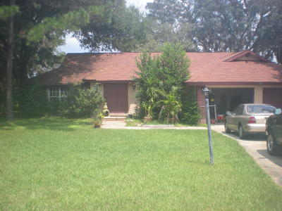 Ocala Single Family Home For Sale: 305 Emerald Court Place