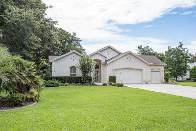 The Villages Single Family Home For Sale: 33 Hickory Head Hammock