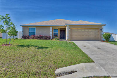 Ocala Single Family Home For Sale: 9864 SW 54th Avenue