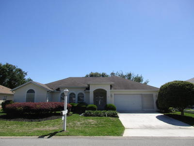 Ocala Palms Single Family Home For Sale: 5140 NW 25th Loop