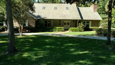 Ocala Single Family Home For Sale: 699 SW 45th Street