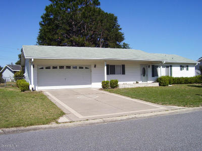 Spruce Creek So, Stonecrest, Spruce Creek Gc, The Villages-Marion Cty, The Village Single Family Home Pending: 17864 SE 95th Court