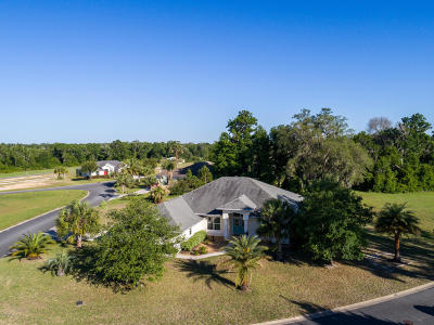 Dunnellon Single Family Home For Sale: 19498 SW 77th Place