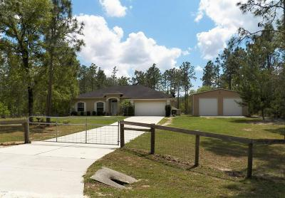 Ocala FL Single Family Home For Sale: $244,900