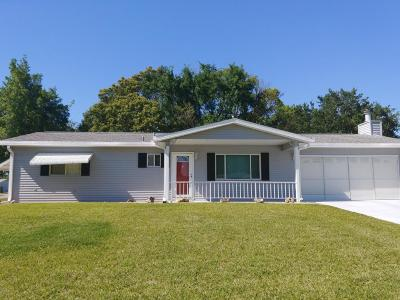 Marion County Single Family Home For Sale: 6497 SW 108th Street