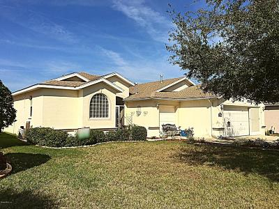 Ocala FL Single Family Home For Sale: $165,000