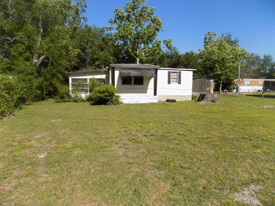 Summerfield Mobile/Manufactured For Sale: 8552 SE 128th Lane