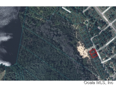 Ocklawaha FL Residential Lots & Land For Sale: $9,900
