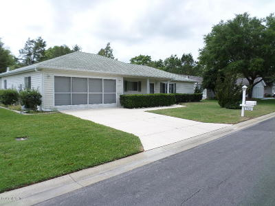Dunnellon Single Family Home For Sale: 11722 SW 137th Loop