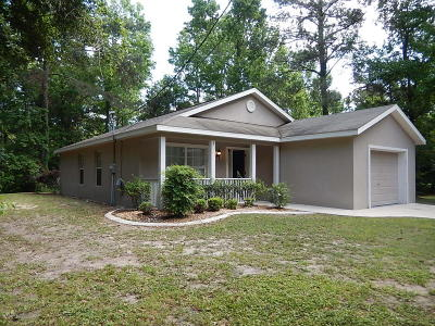 Ocala FL Single Family Home For Sale: $104,900