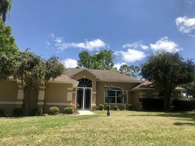 Ocala FL Single Family Home For Sale: $355,000
