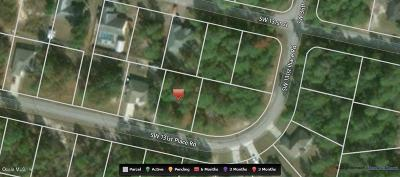 Ocala FL Residential Lots & Land For Sale: $14,500
