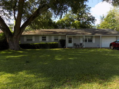 Ocala FL Single Family Home For Sale: $134,900