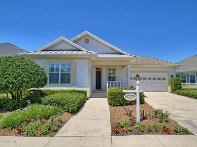 The Villages Single Family Home For Sale: 1033 Cottage Drive
