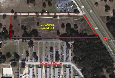Belleview Residential Lots & Land For Sale: 12716 S Highway 441