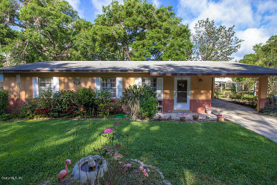 Ocala Single Family Home For Sale: 1124 NW 59 Court