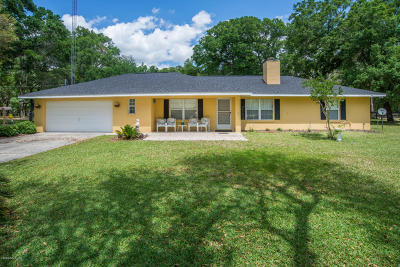 Marion County Single Family Home For Sale: 4849 NE 132nd Place