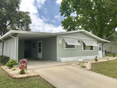 Marion County Single Family Home For Sale: 9180 SW 101st Lane