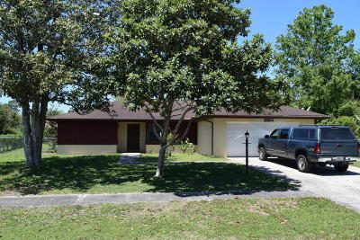 Ocala Single Family Home For Sale: 15144 SW 35th Circle