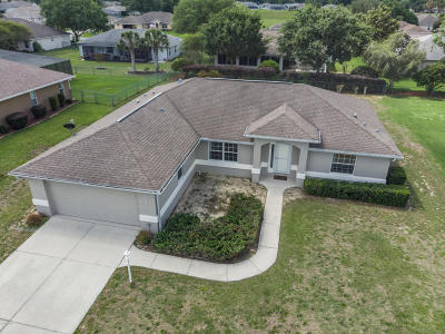 Ocala Single Family Home For Sale: 4826 NW 35th Street