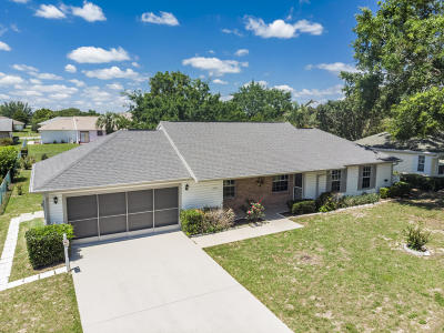 Ocala Single Family Home For Sale: 3302 NW 44th Terrace