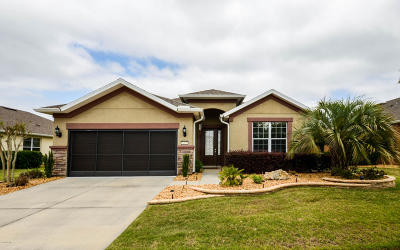 Ocala Single Family Home For Sale: 7417 SW 101st Court