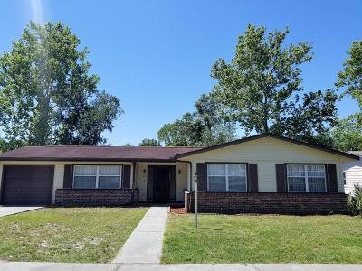 Marion County Single Family Home For Sale: 14618 SW 35th Terrace Road