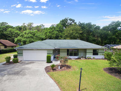 Ocala Single Family Home For Sale: 10624 SW 75th Terrace