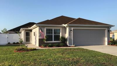 Meadow Glenn Single Family Home For Sale: 4980 SW 98th Place