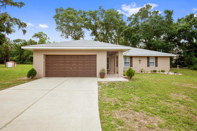 Ocala Single Family Home For Sale: 6 Juniper Pass Place