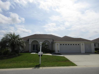 Ocala Palms Single Family Home For Sale: 5648 NW 25th Loop