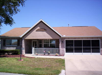 Marion County Single Family Home For Sale: 9805 SW 97th Lane