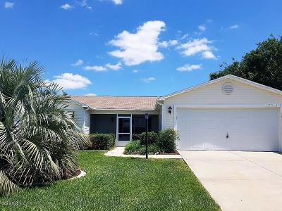 The Villages Single Family Home For Sale: 2527 Botello Avenue
