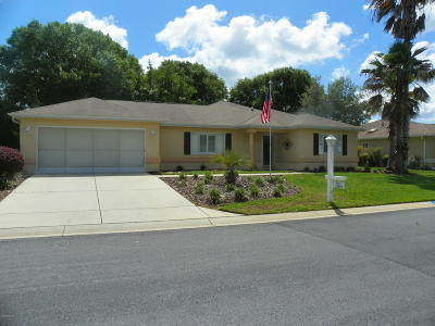 Dunnellon Single Family Home For Sale: 13873 SW 112th Circle