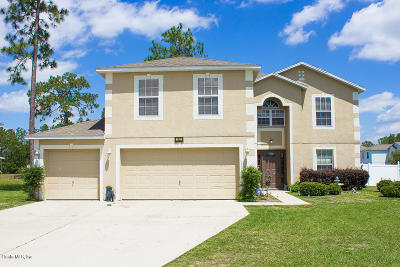 Ocala Single Family Home For Sale: 7978 SE 62nd Loop