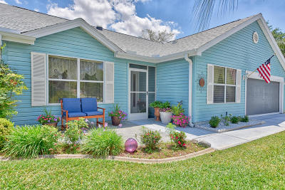 The Villages Single Family Home For Sale: 703 Antonia Lane