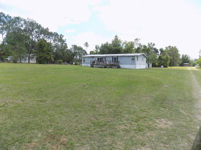 Summerfield Mobile/Manufactured For Sale: 8546 SE 128th Lane