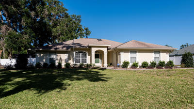 coventry Single Family Home For Sale: 5828 NE 6th Court