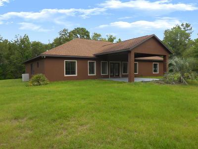 Bronson Single Family Home Pending-Continue to Show: 14791 NE 75th Street